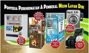 Produk Vending Machine Dari Kenshou Vending Machine