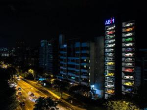 Bangunan Pun Dah Jadi Vending Machine @ Mesin Layan Diri Gergasi
