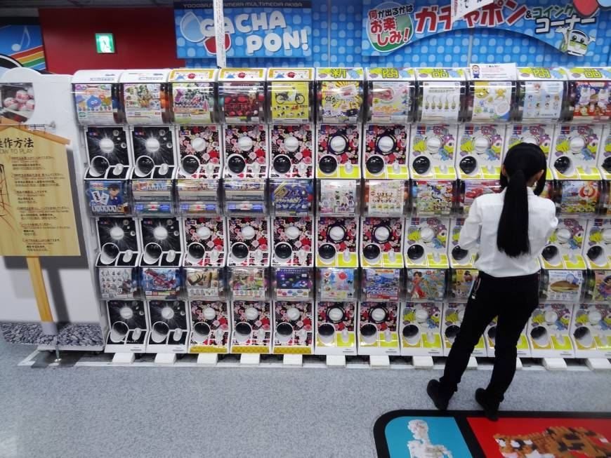 vending machine permainan