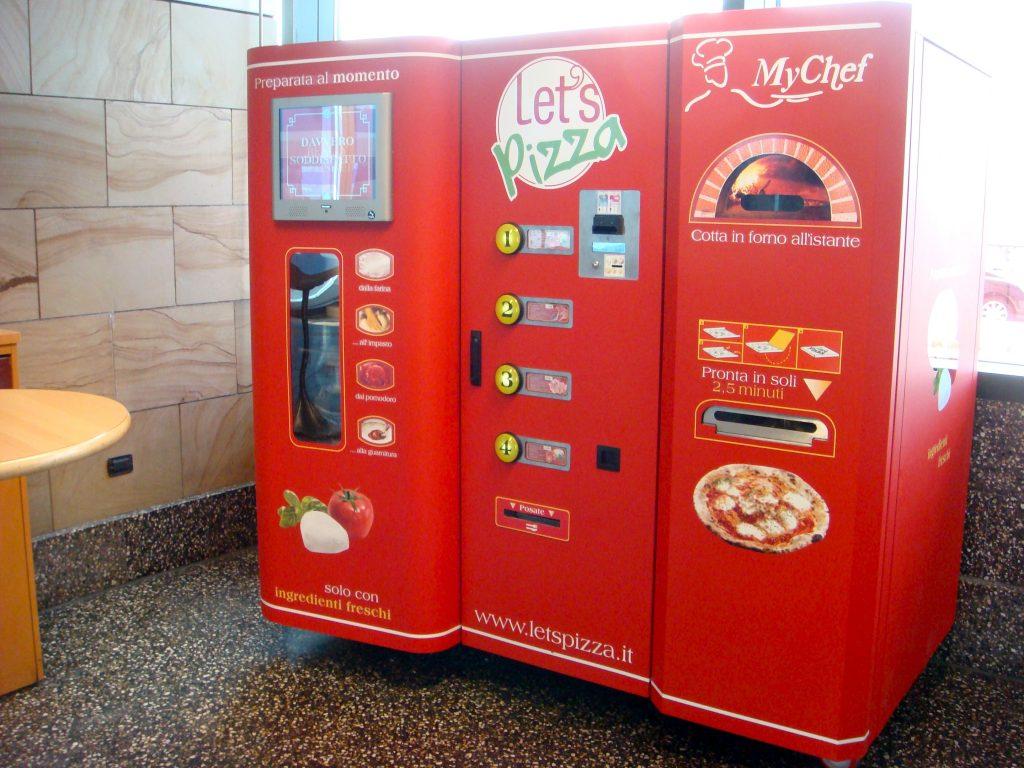 Malpensa | Let's pizza