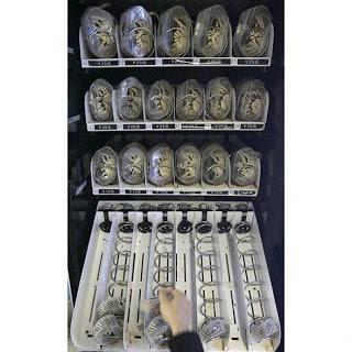 crabs in vending machine