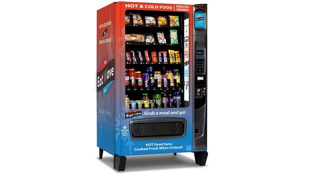 mesin layan diri eatwave