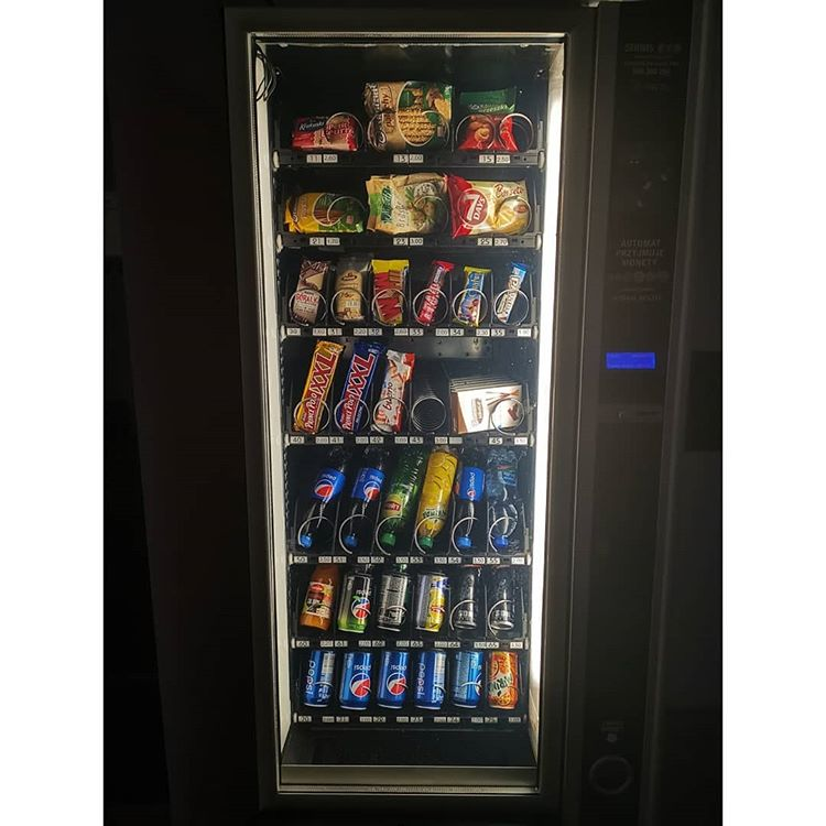 vending machine @ mesin layan diri auto
