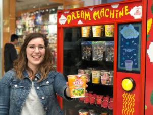 vending machine @ mesin layan diri dream