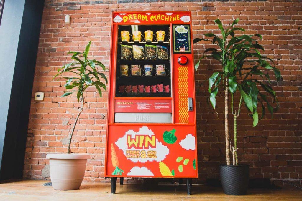 vending machine @ mesin layan diri dream3