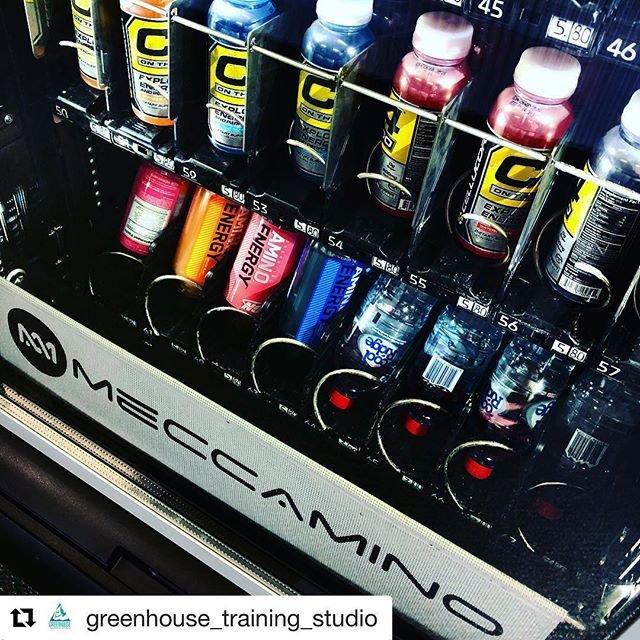 vending machine @ mesin layan diri Meccamino