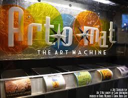 vending machine @ mesin layan diri art o mat